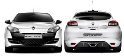 La Renault Mégane 3 RS est très attendue, et va venir se frotter aux Ford Focus RS et Volkswagen Scirocco R, avec comme principal avantage un châssis plus travaillé et un poids plus contenu que ces rivales.